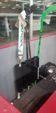 Players Bench Hockey Stick Holder SS4205s Broomball Lacrosse Bandy and beyond - Stickstow.com