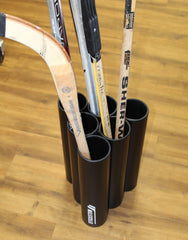 The Pro Hockey Stick Holder Rack Organizer (15-25) Sticks Stickstow - Stickstow.com