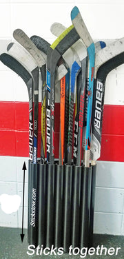 "SS22015 Hockey Stick Organizer hold (15) Sticks ""The Original"" - Stickstow.com"