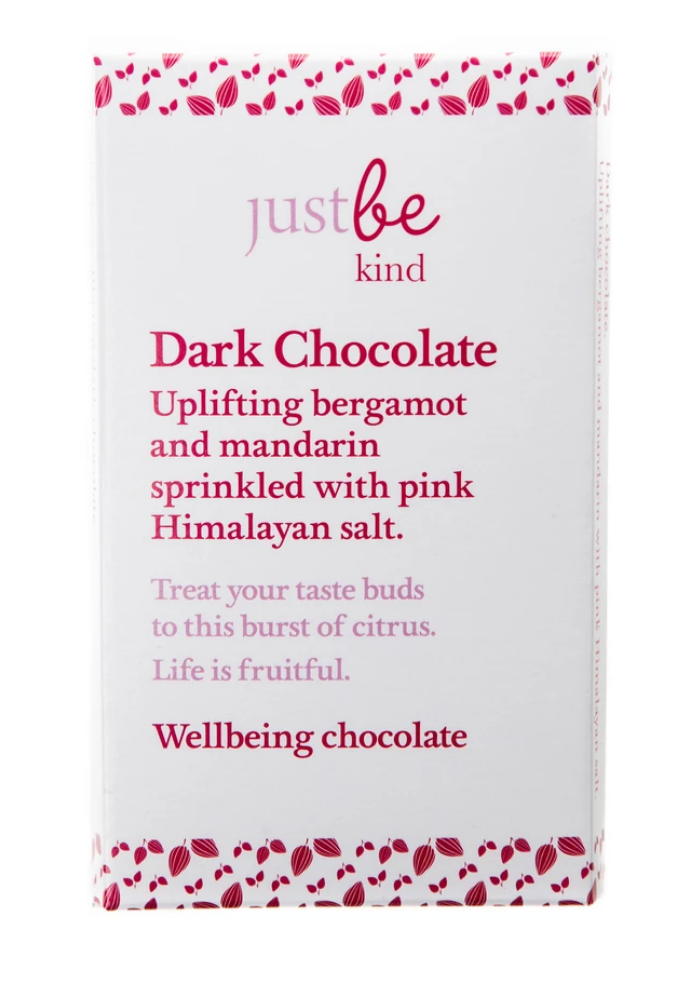 JustBe Chocolate Bars