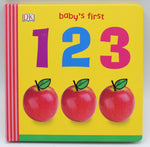 Baby's first 123 (board book)