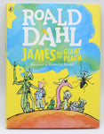 James And The Giant Peach Roald Dahl (colour edition)