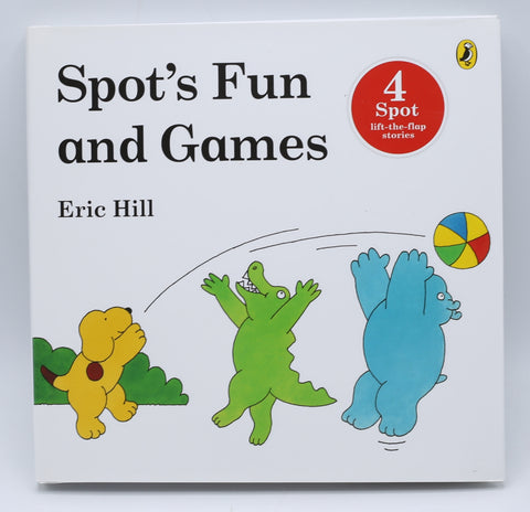 Spot's Fun and Games