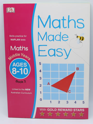 Maths Made Easy (8-10)