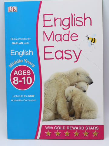 English Made Easy (8-10)