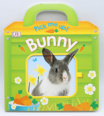 Pick Me Up! Bunny (Board book)
