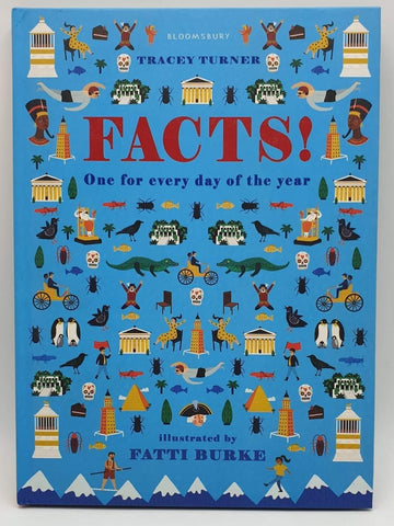 FACTS! One for every day of the year (hardcover)