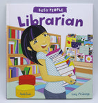 Busy People: Librarian