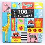100 First Words(board book)