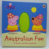 Peppa Pig: Australian fun: Touch and Feel board book