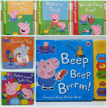 Peppa themed super saver bundle