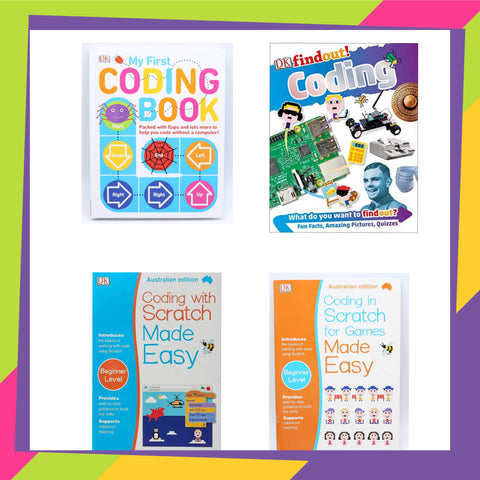 Coding Book Bundle