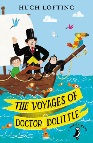 The Voyages Of Doctor Dolittle (pb)