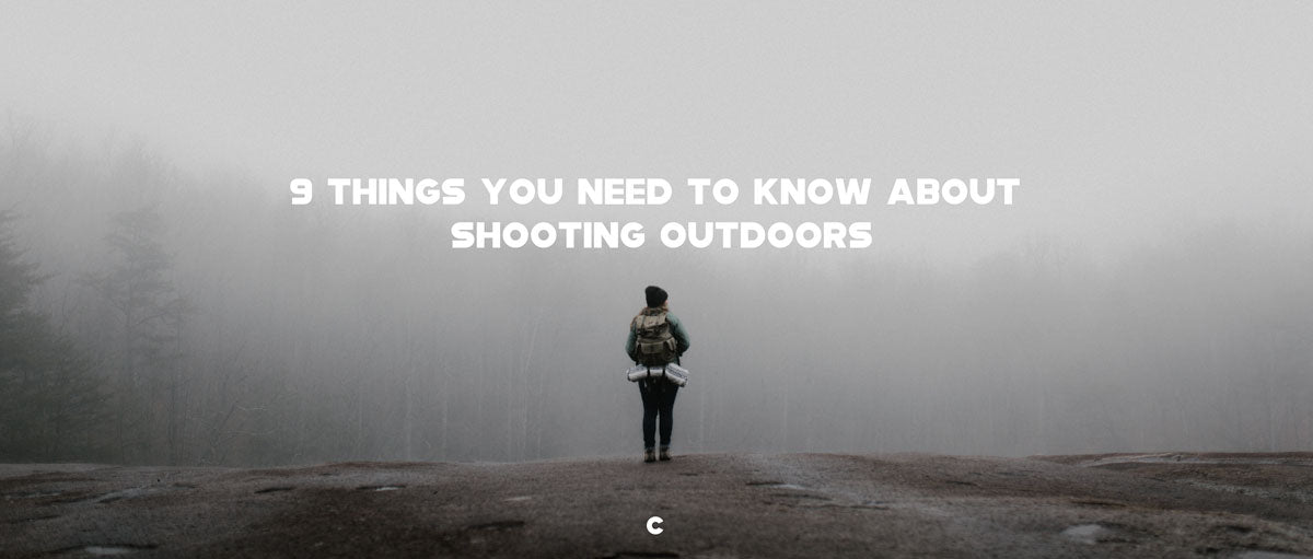 9 Things You Need to Know About Shooting Outdoors - Cinegrading
