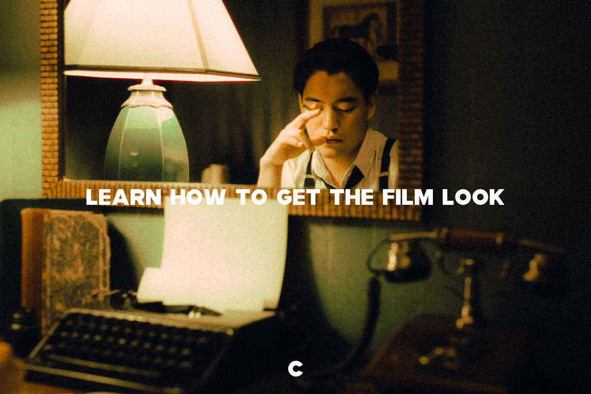How to Get the Film Look with Any Camera in Lightroom - Cinegrading