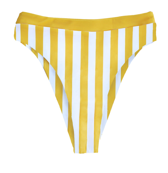 Banana Stripe Majorca Bottoms