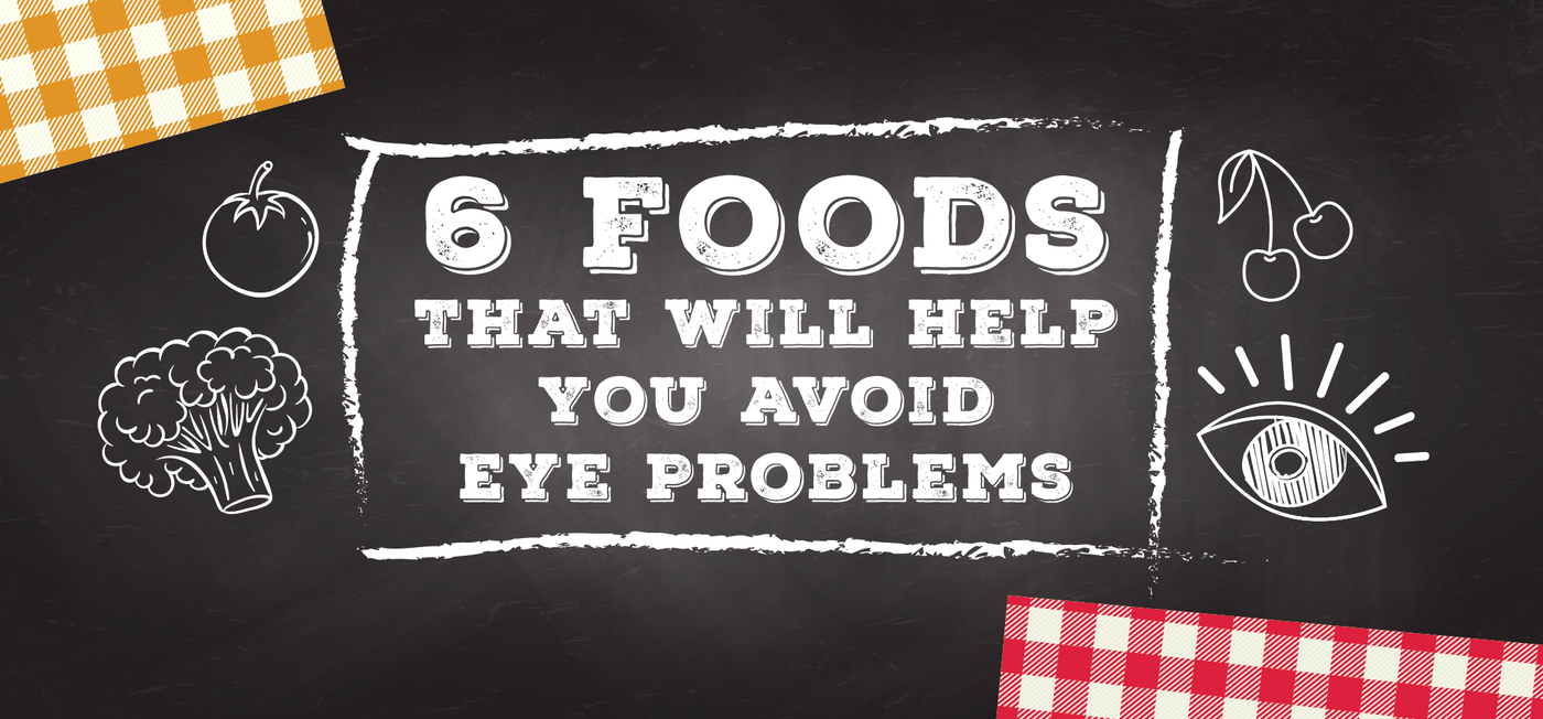 6 Foods That Will Help You Avoid Eye Problems - Vision Express Philippines
