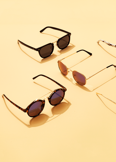 Breaking summer style with Sunscription lenses