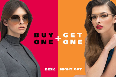 Vision Express Introduces the Buy 1 Get 1 Promo