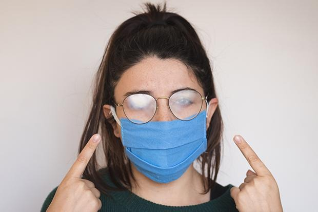 How To Keep Glasses From Misting Up While Wearing A Face Mask? - Vision Express Philippines