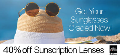 Ace Your Summer Style With Sunscription Lenses!