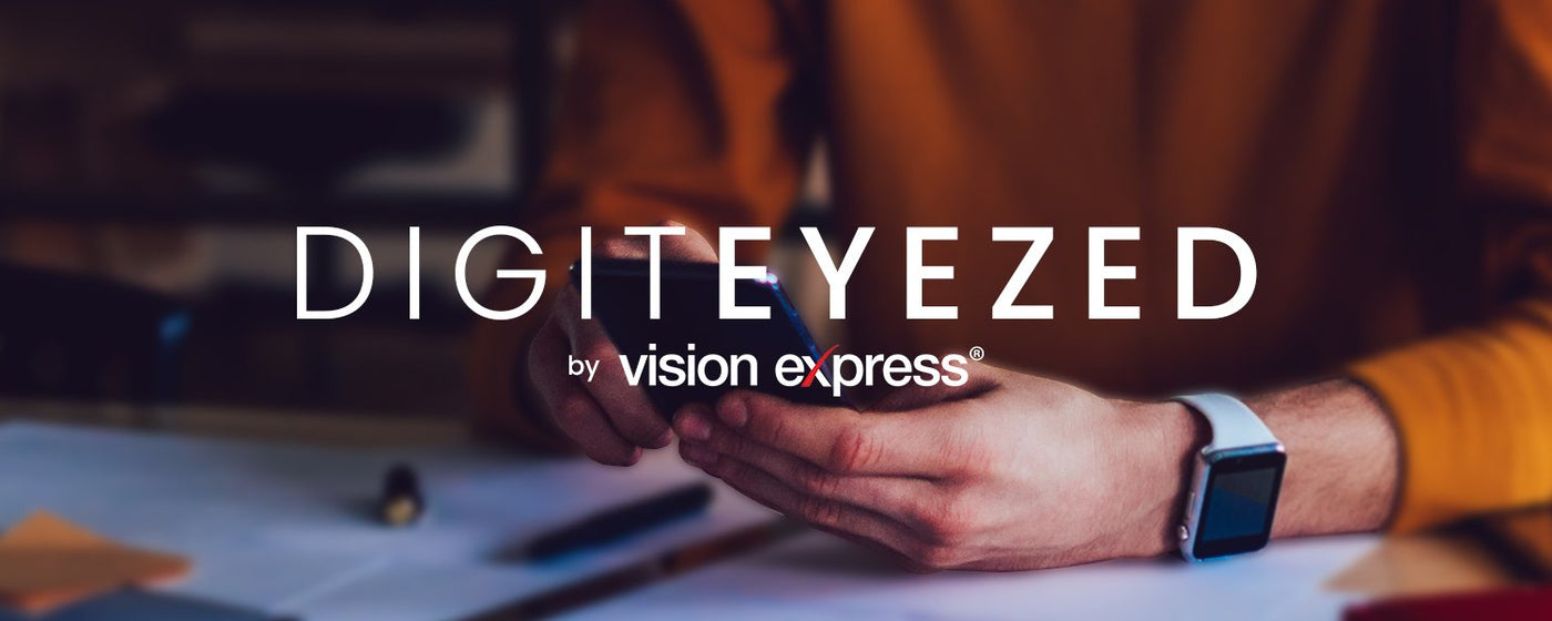 Digiteyezed- Everything you need to know about the new norm - Vision Express Philippines