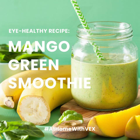 Eye Healthy Recipes