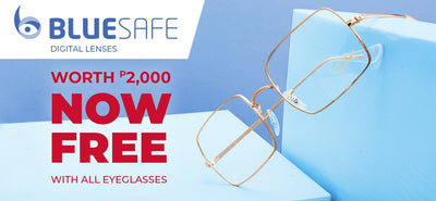 Free Blue Safe Lutina Lenses