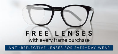 Free Anti-Reflective Lenses