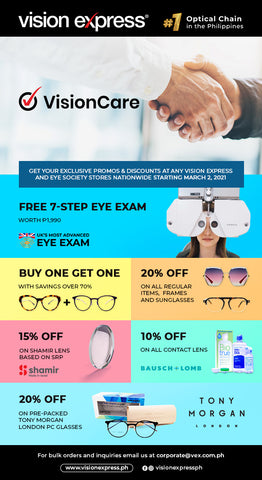 Vision Care Insurance Vision Express Philippines