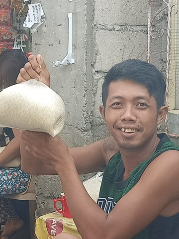 Vision Express donated Rice to Barangays admist COVID19