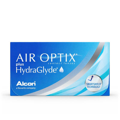 Air Optix® plus HydraGlyde® Monthy 6pcs Contact Lenses - Vision Express Philippines