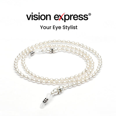 Stylish Pearl Chain | Accessories - Vision Express Optical Philippines
