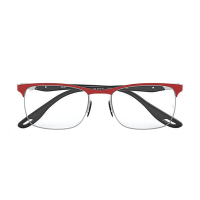 Ray-Ban Scuderia Ferrari Active Lifestyle RB8416M/F045_54 | Eyeglasses with FREE Blue Safe Anti Radiation Lenses - Vision Express Optical Philippines