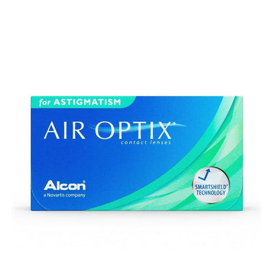 Air Optix® Toric Monthly Contact Lenses 3 pcs - Vision Express Philippines