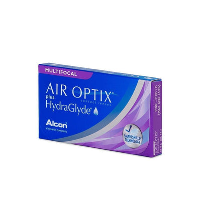 Air Optix® plus HydraGlyde® Multifocal Monthy 6pcs Contact Lenses (pre-order) - Vision Express Optical Philippines