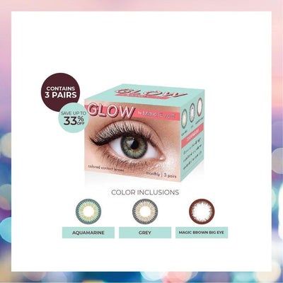 Maxi Eyes GLOW Trio Pack - Vision Express Optical Philippines