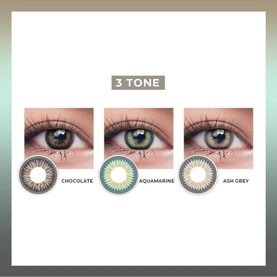 Maxi Eyes 3 Tone Natural Series - Vision Express Optical Philippines