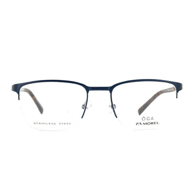Oga OGA10088O/BN09 | Eyeglasses with FREE Blue Safe Anti Radiation Lenses - Vision Express Philippines