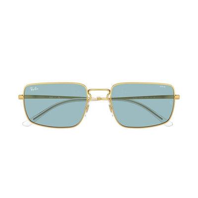 Ray-Ban Evolve Low Bridge Fit RB3669F/001/Q2 | Sunglasses - Vision Express Optical Philippines
