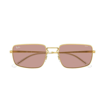 Ray-Ban Evolve Low Bridge Fit RB3669F/001/Q4 | Sunglasses - Vision Express Optical Philippines