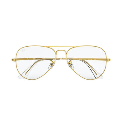 Ray-Ban Aviator Optics RB6489/3086_55 | Eyeglasses with FREE Anti Radiation Lenses - Vision Express Optical Philippines