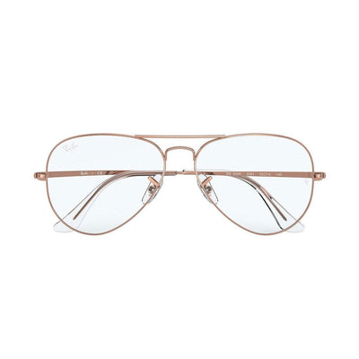 Ray-Ban Aviator Optics RB6489/3094_55 | Eyeglasses with FREE Anti Radiation Lenses - Vision Express Optical Philippines