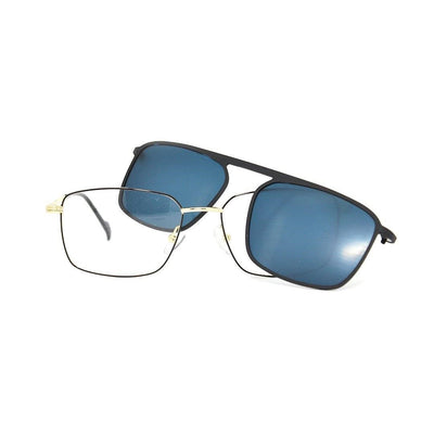Tony Morgan London TM MC3056/C2 (w/ CLIP-ON) | Eyeglasses with FREE Blue Safe Anti Radiation Lenses - Vision Express Philippines