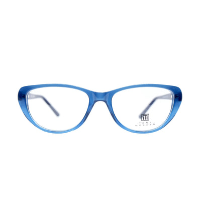 Tony Morgan London TM RT-033/C3 | Eyeglasses with FREE Blue Safe Anti Radiation Lenses - Vision Express Philippines