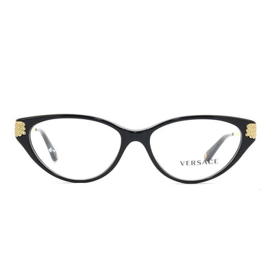 Versace VE3166BA/GB1 | Eyeglasses with FREE Blue Safe Anti Radiation Lenses - Vision Express Optical Philippines
