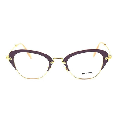 Miu Miu VMU53O | Eyeglasses with FREE Blue Safe Anti Radiation Lenses - Vision Express Philippines