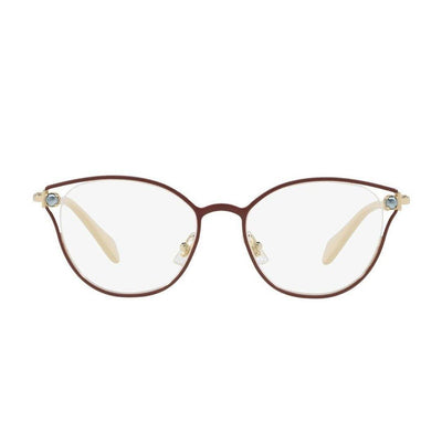 Miu Miu VMU53Q/CCG/1O1 | Eyeglasses with FREE Blue Safe Anti Radiation Lenses - Vision Express Optical Philippines