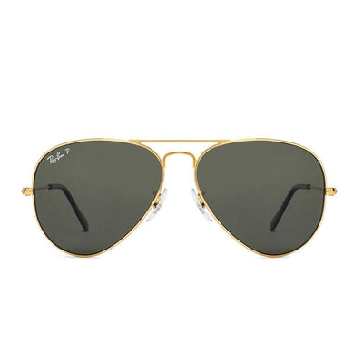 Ray-Ban Aviator Large Metal Polarized | RB3025 001/58 | Sunglasses - Vision Express Optical Philippines