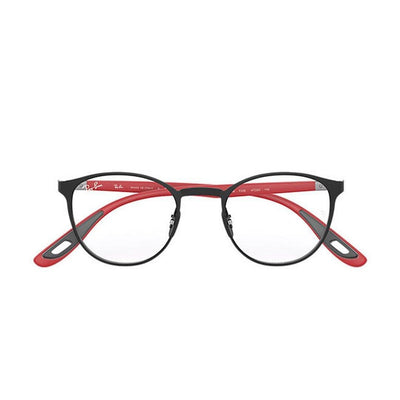Ray-Ban Scuderia Ferrari RB6355M/F028_50 | Eyeglasses with FREE Blue Safe Anti Radiation Lenses - Vision Express Philippines